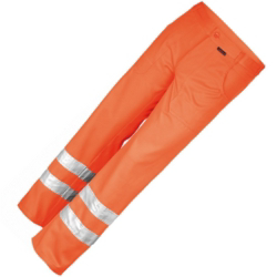 Qualitex Warnhose, orange
