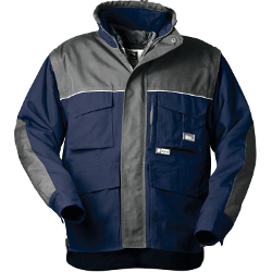 Canvas 2 in 1 Outdoorjacke Glacier Bay