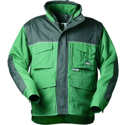 Canvas 2 in 1 Outdoorjacke Skagway