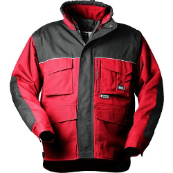 Canvas 2 in 1 Outdoorjacke Pine Point