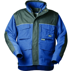 Canvas 2 in 1 Outdoorjacke Alice Springs
