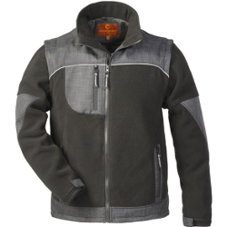 Fleece Jacke AUSTRU, 2 in 1