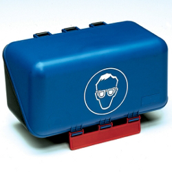SecuBox MINI, blau